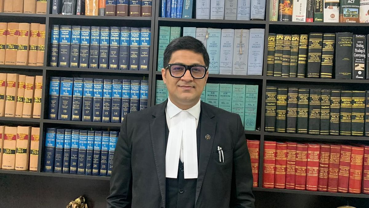 To be a first-generation lawyer is an adventure in itself: Adv. Abhinav Sood, P&H High Court