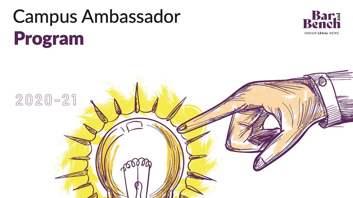 Become a Bar & Bench Campus Ambassador! (Apply by Nov 25)