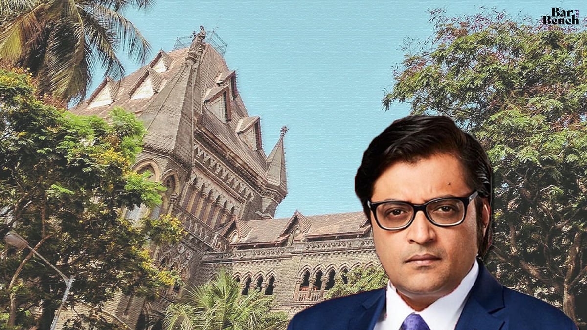 "[Breaking] ""If we grant remedy, then everyone will come to the High Court"", Bombay High Court observes; reserves order in Arnab Goswami pleas"