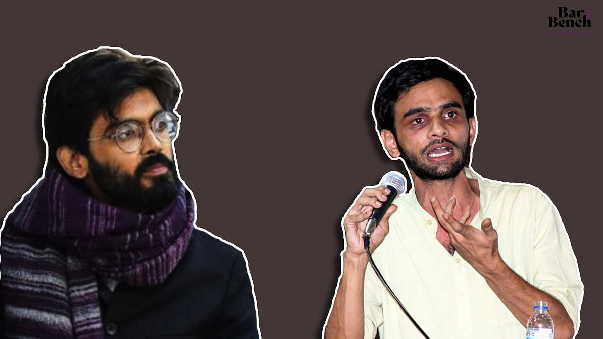 [DELHI RIOTS] Delhi Police files chargesheet against Umar Khalid, Sharjeel Imam in UAPA case