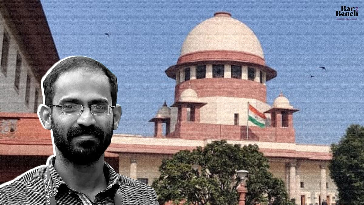 We are trying to discourage Article 32 petitions: SC while hearing plea to release journalist Siddique Kappan, State of UP asked to respond
