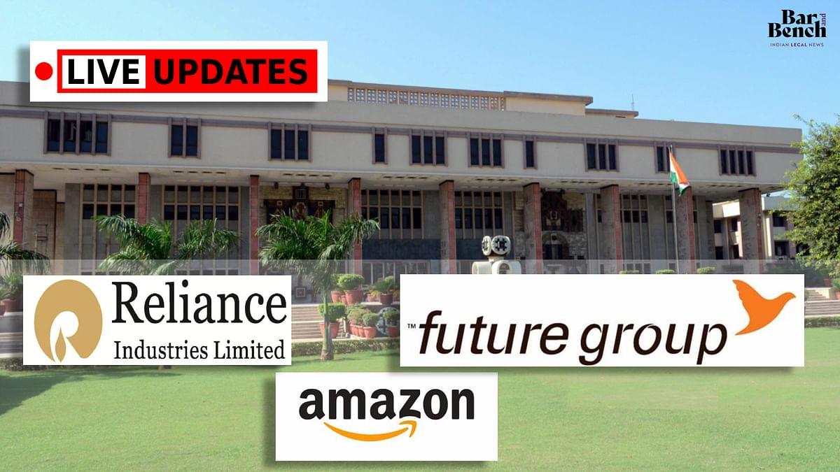 Future Retail v. Amazon