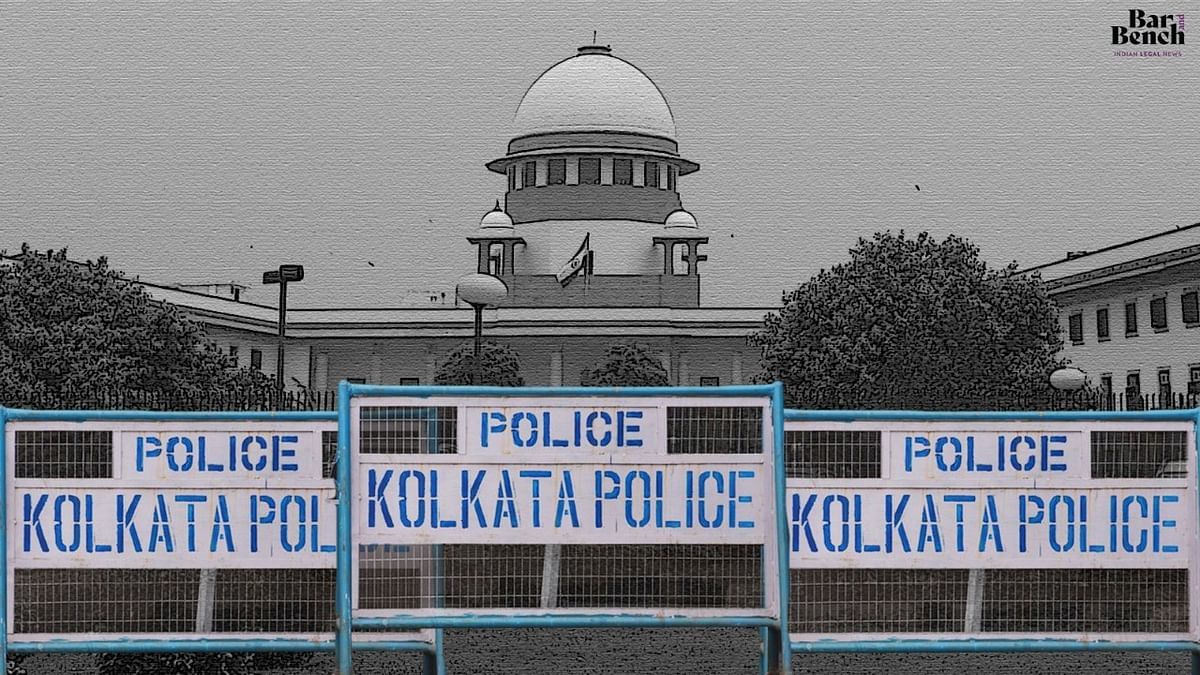 Plea in SC alleges deliberate attempt by West Bengal govt to substitute vacancies in police with party workers