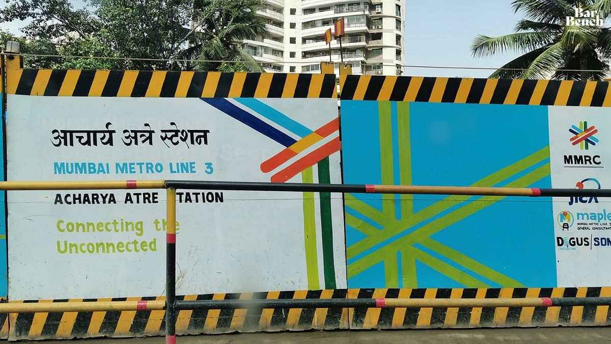 Mumbai Metro car shed project: Bombay High Court stays ongoing operations on Kanjurmarg land till February 2021