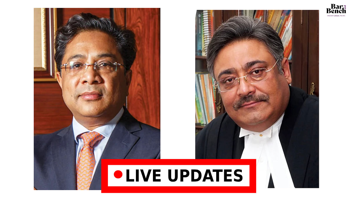 [Saraf v. Luthra] Firm won't last a day if Saraf is allowed to continue, Neeraj Kaul argues for Luthra in Delhi HC: LIVE UPDATES