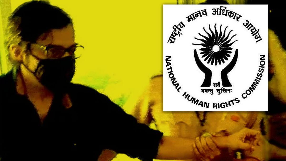 NHRC seeks response from Raigad Police, Mumbai Police on alleged assault, arrest of Arnab Goswami [Read Order]