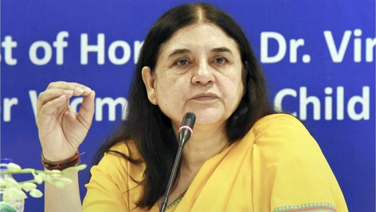 Delhi High Court issues notice in Maneka Gandhi challenge to trial court order in corruption case