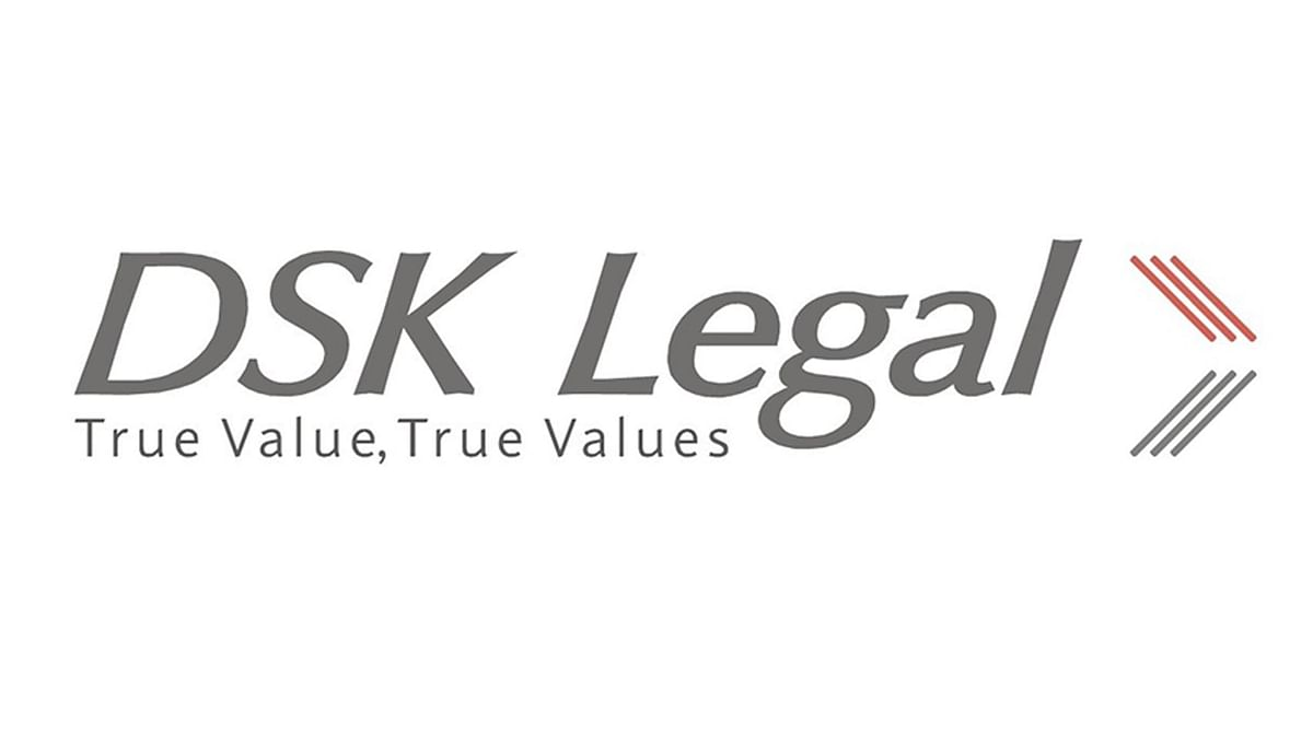 DSK Legal hiring Associate in New Delhi