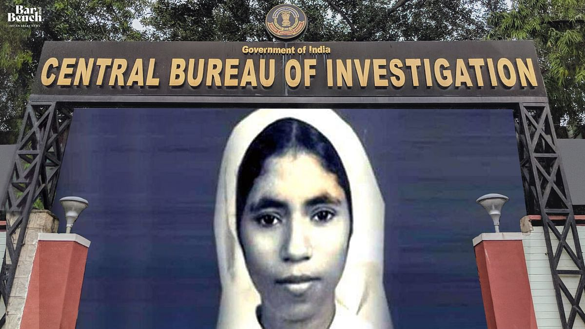 [BREAKING] Special CBI court holds priest, nun guilty of murder of Sister Abhaya 28 years after the incident