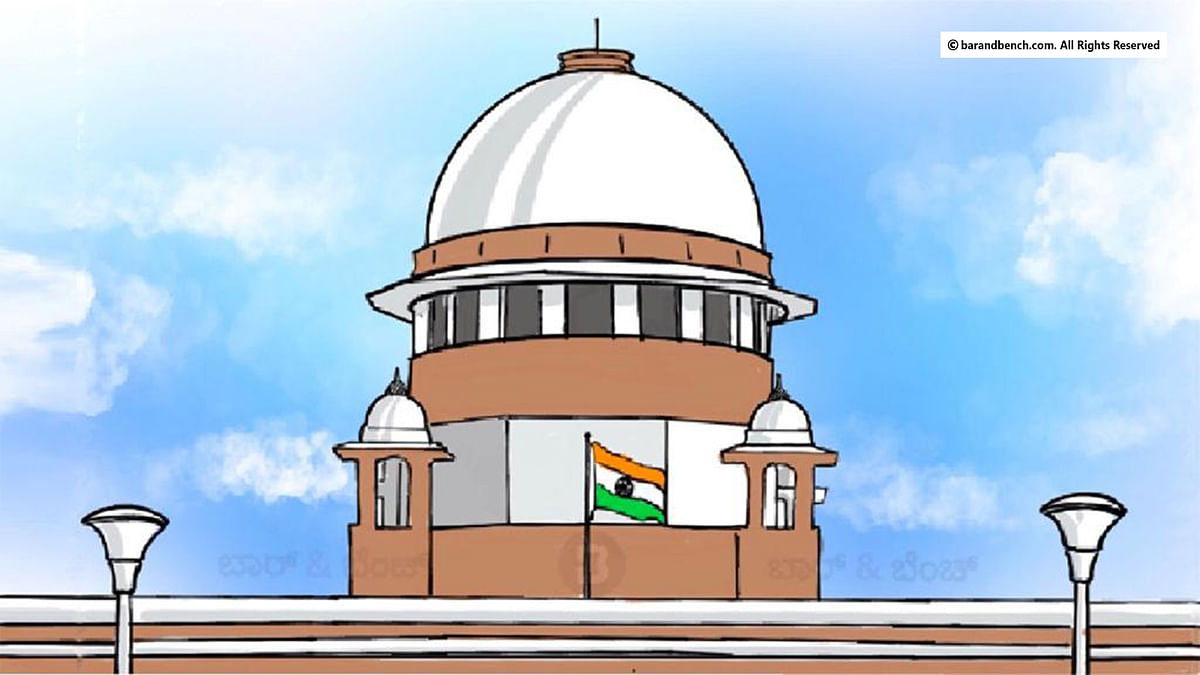 All Supreme Court judges to conduct hearing from residences; physical mentioning of cases suspended