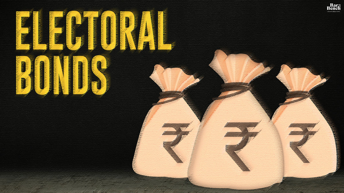 [Breaking] Supreme Court asks Central Govt to look into potential misuse of Electoral bonds funds, reserves order on stay application