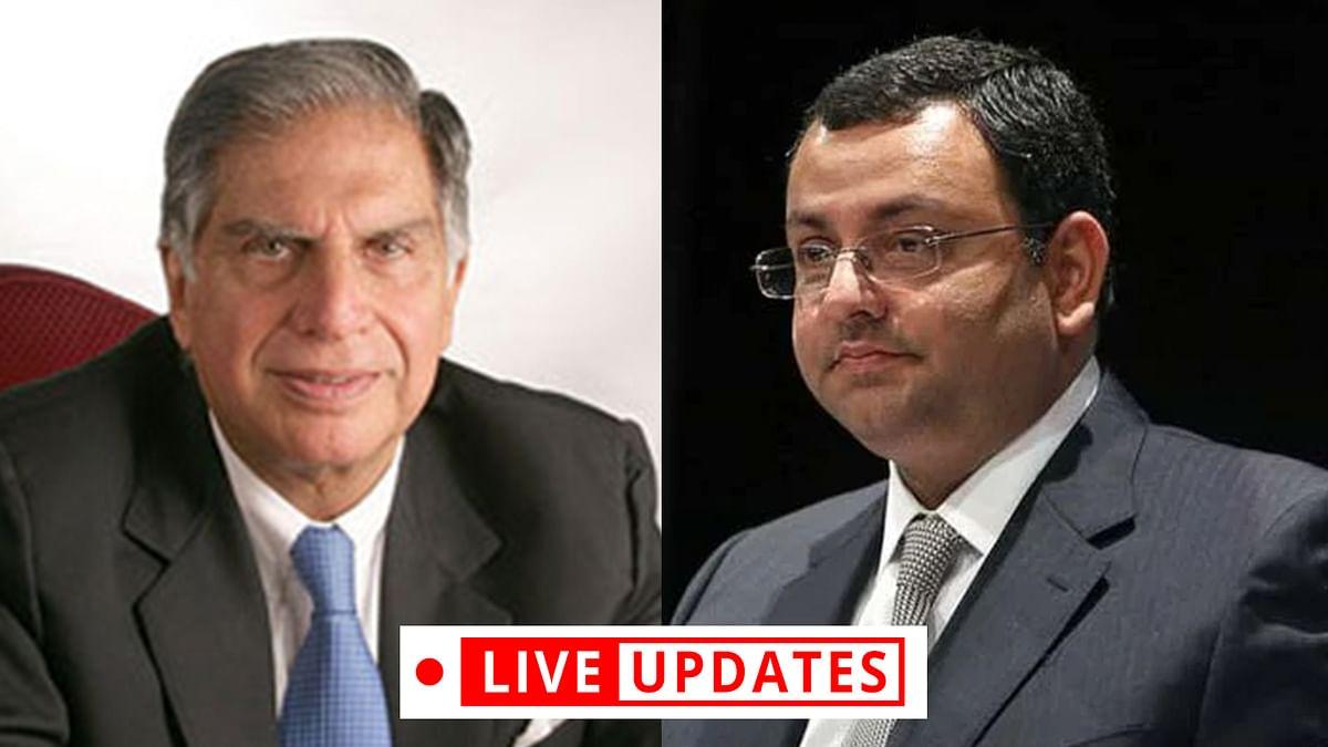 Ratan Tata himself has said Tata Sons is not a family company but a board managed company: CA Sundaram for Shapoorji Pallonji [LIVE UPDATES]