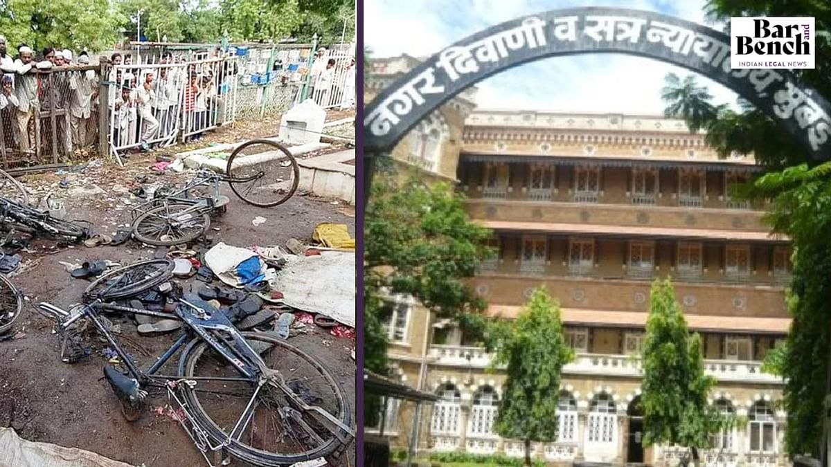 [Malegaon Blast] Special court to conduct trial on day-to-day basis from tomorrow; all accused to remain present in Court on December 19