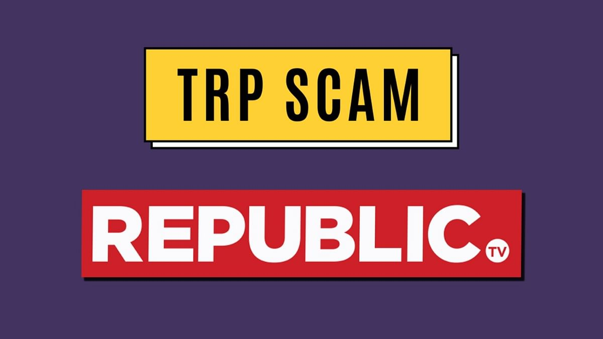 "[TRP Scam] ""Republic Channel, maalak, chaalak and sambandhit vyakti"" protected from coercive action till tomorrow"