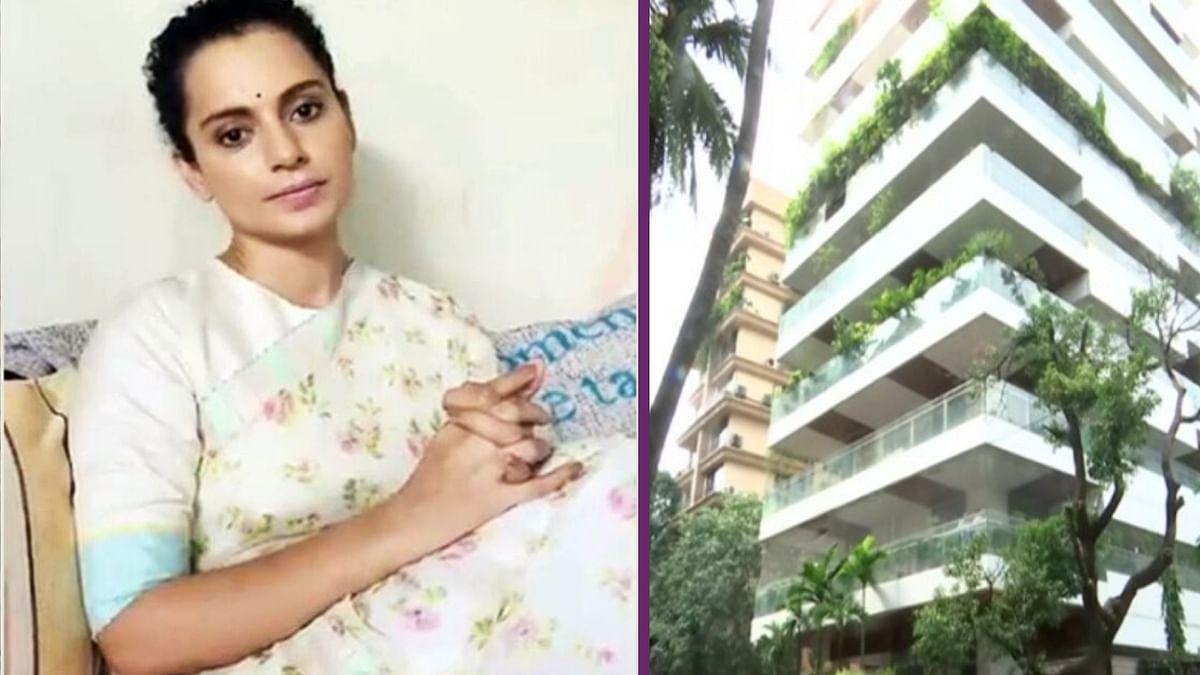 Mumbai court dismisses Kangana Ranaut's application challenging BMC's notice alleging unauthorised construction at her Mumbai residence