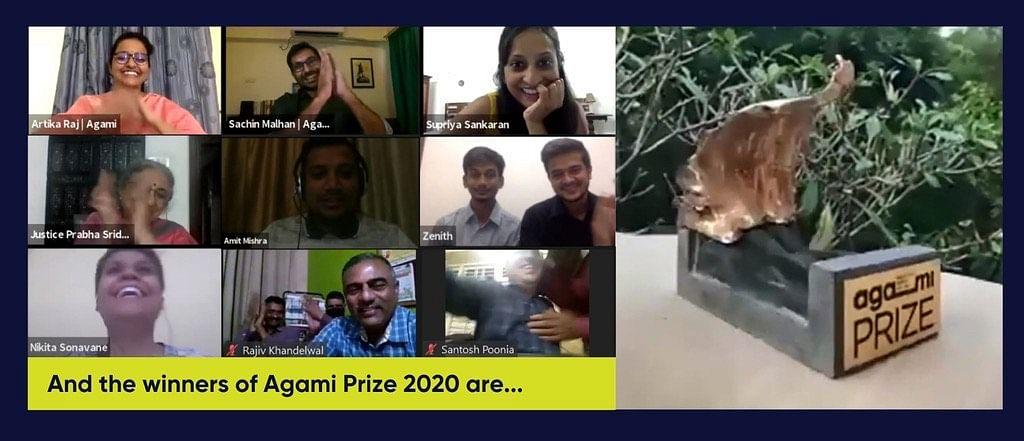Agami 2020   Winners