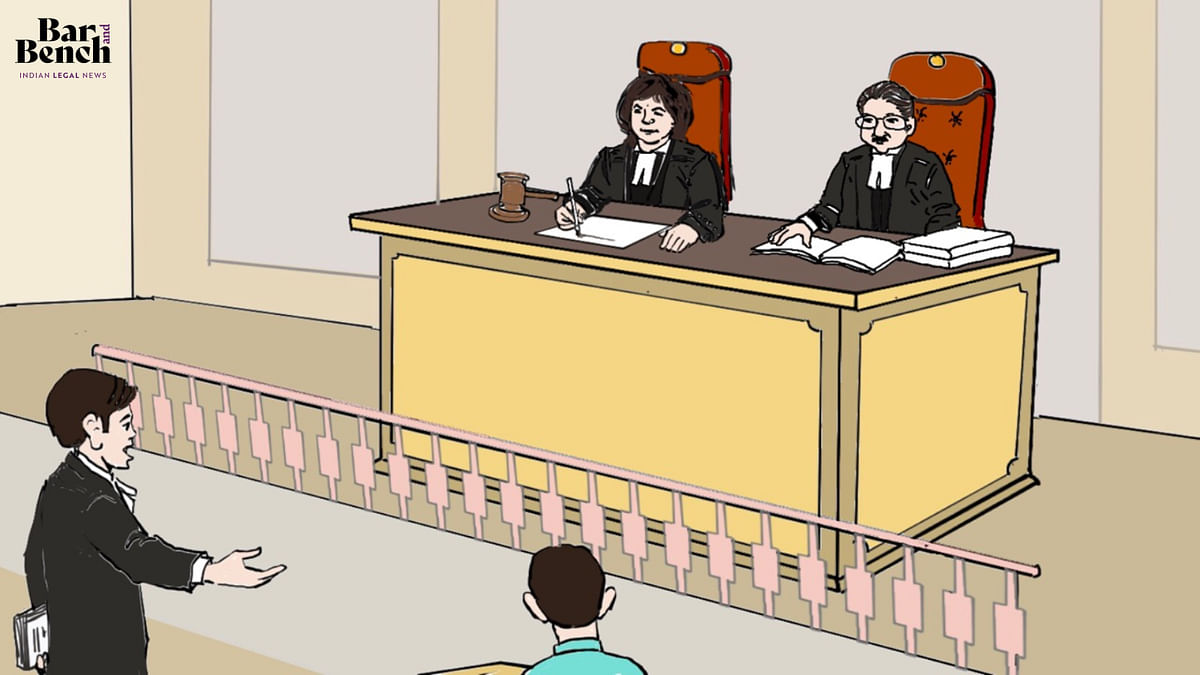 """Courtroom Exchange: """"You know the answer! Bail Rejected!"""""""