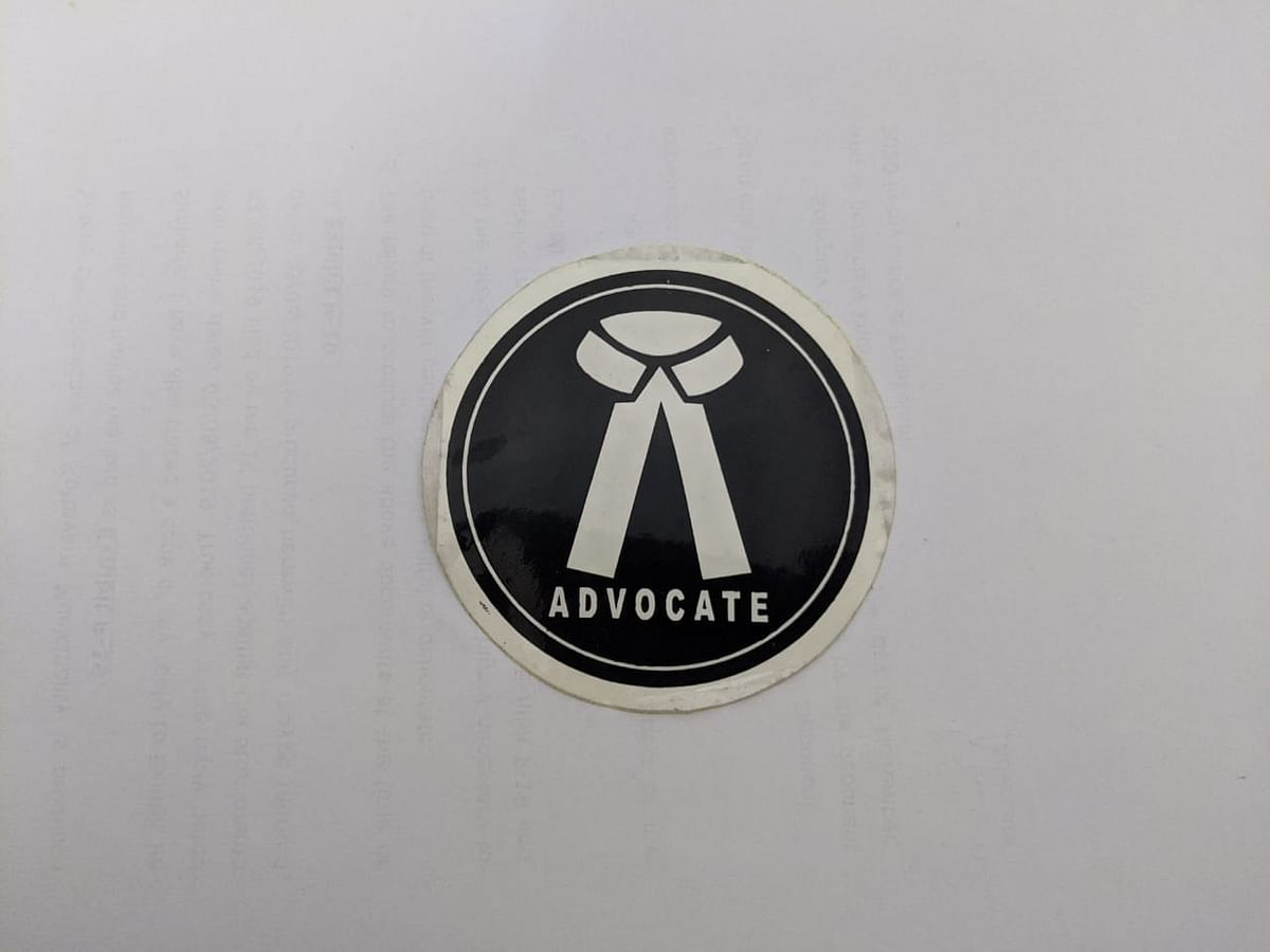 What is the legal sanctity of Advocate stickers? Madras High Court asks