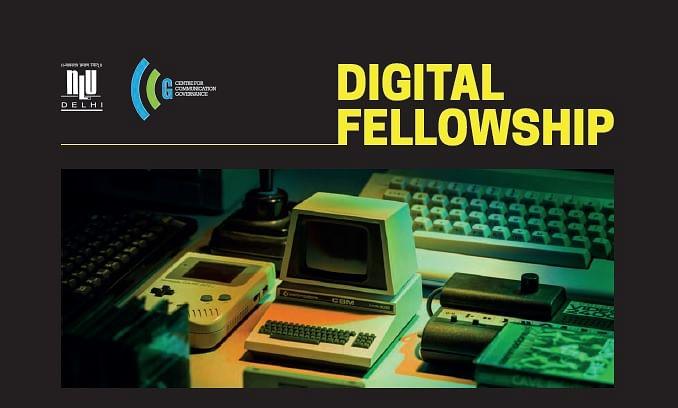 Apply: NLU Dehi's Centre for Communication Governance offering the DIGITAL Fellowship 2021