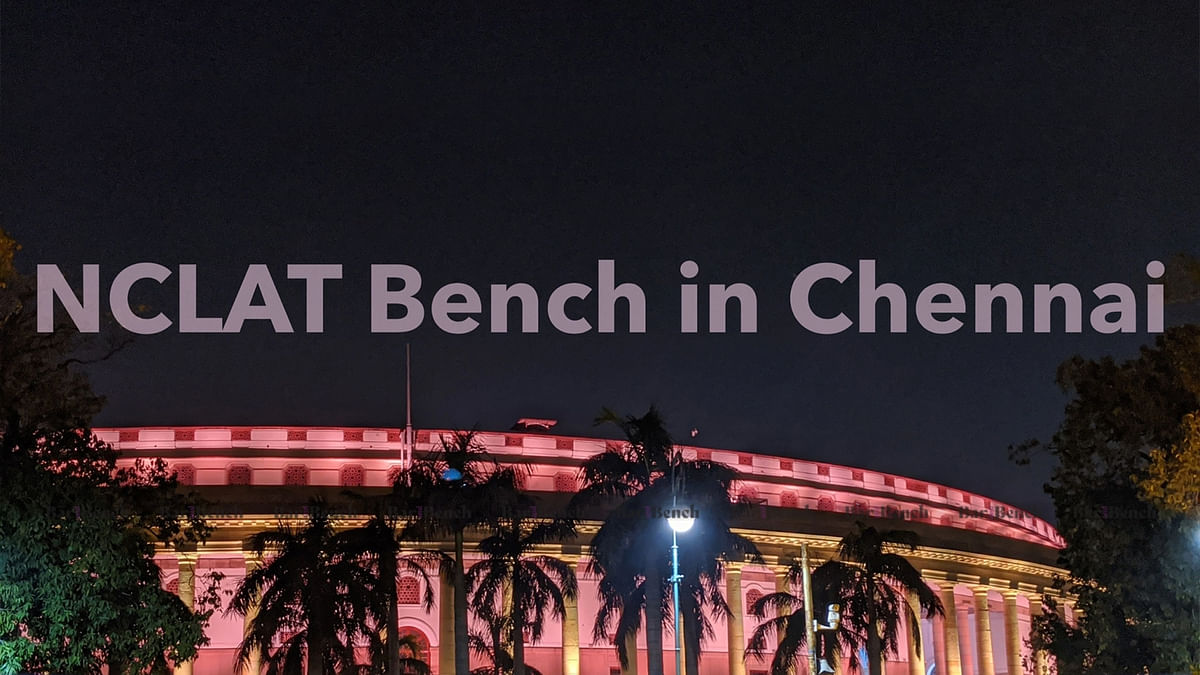 Functioning of NCLAT solely in Delhi impedes access to justice: Plea in Supreme Court seeks to make Chennai Bench of NCLAT functional