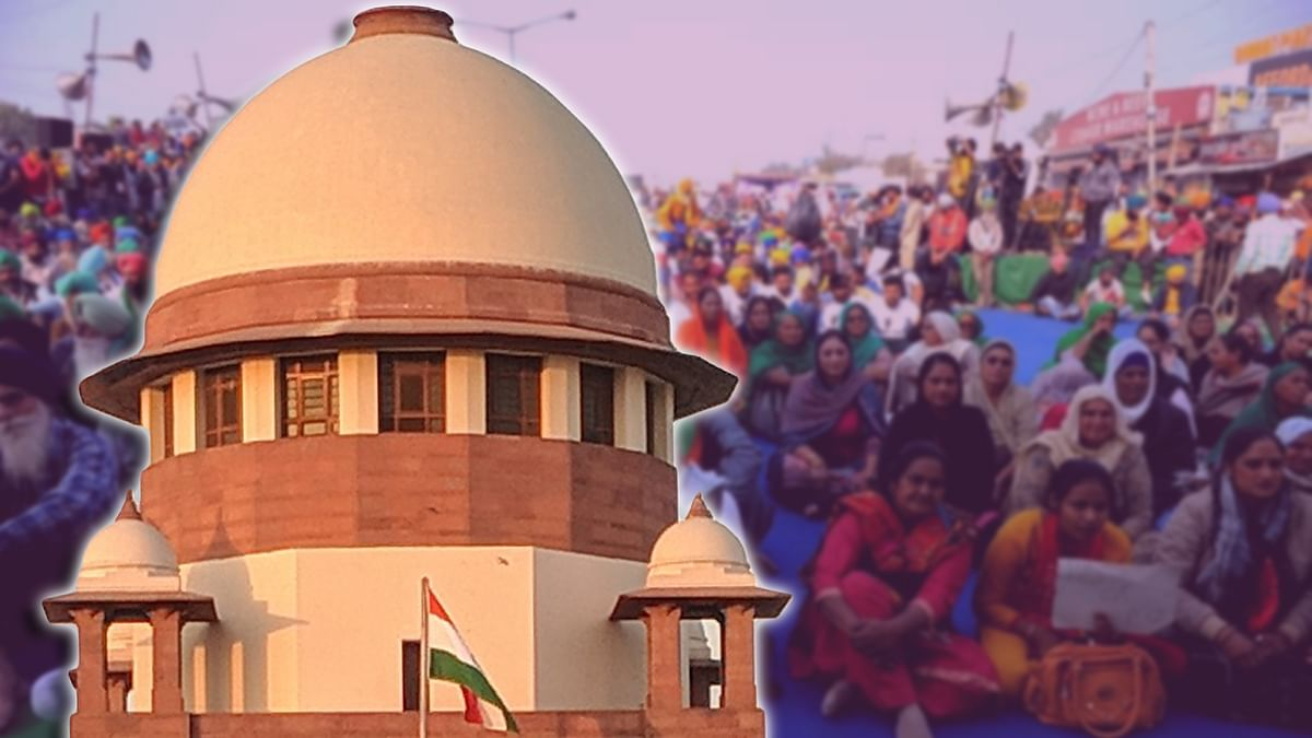 [Farmers Protests] Are COVID 19 guidelines being followed? Supreme Court asks Centre