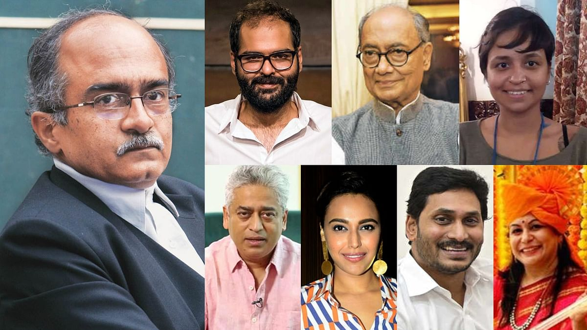 Contempt for free speech? How Prashant Bhushan's case triggered a slew of requests to Attorney General KK Venugopal for contempt action