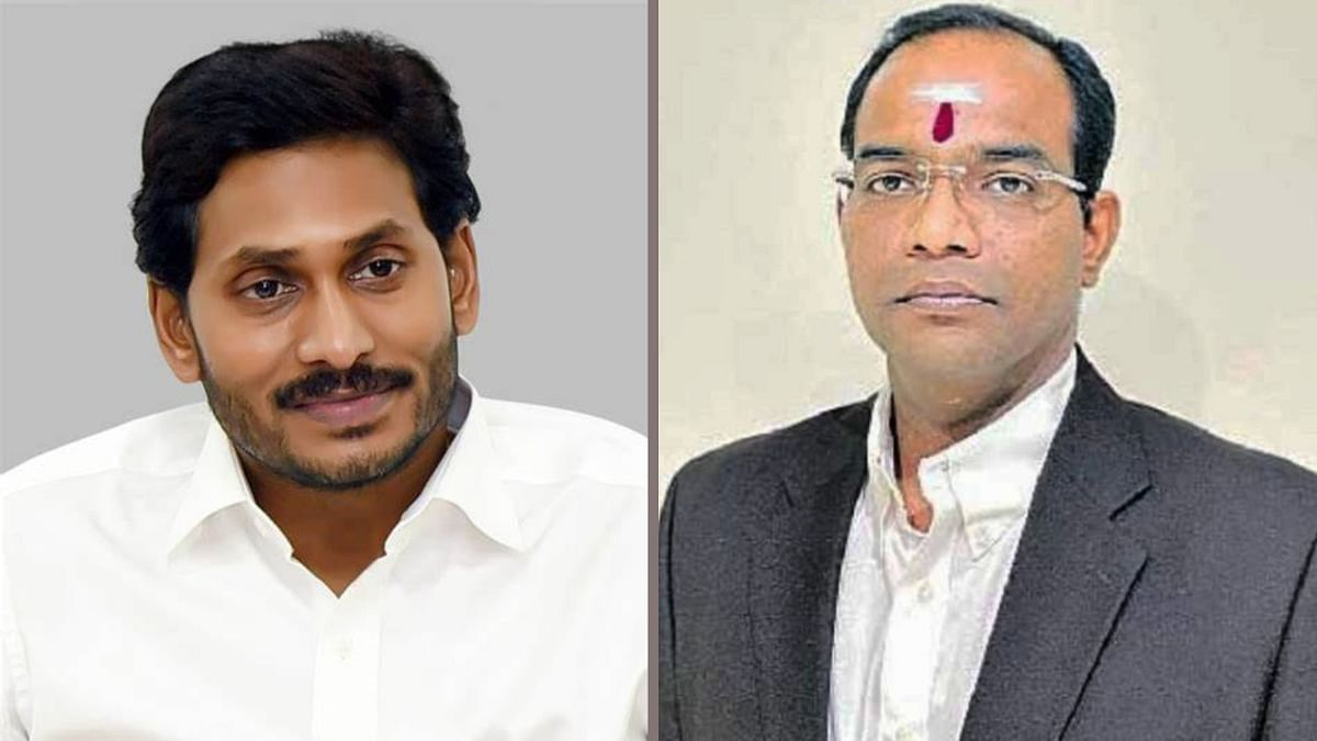 Andhra Pradesh government appoints  Jasti Naga Bhushan, son of Justice Jasti Chelameswar, as Additional Advocate General