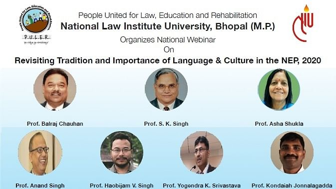 Webinar Alert: NLIU's Webinar on Language & Culture in the National Education Policy (Dec 7-8)