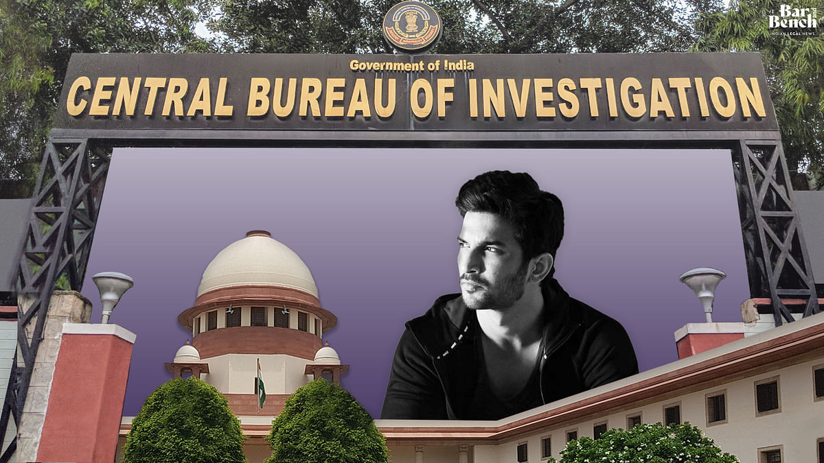 CBI is not acting responsibly in Sushant Singh Rajput death probe: Plea in Supreme Court seeks CBI report in two months
