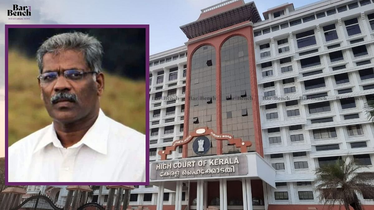 Breaking: Kerala High Court junks Kerala CMO official CM Raveendran's plea for time-bound ED quiz in  gold smuggling probe [Read Order]