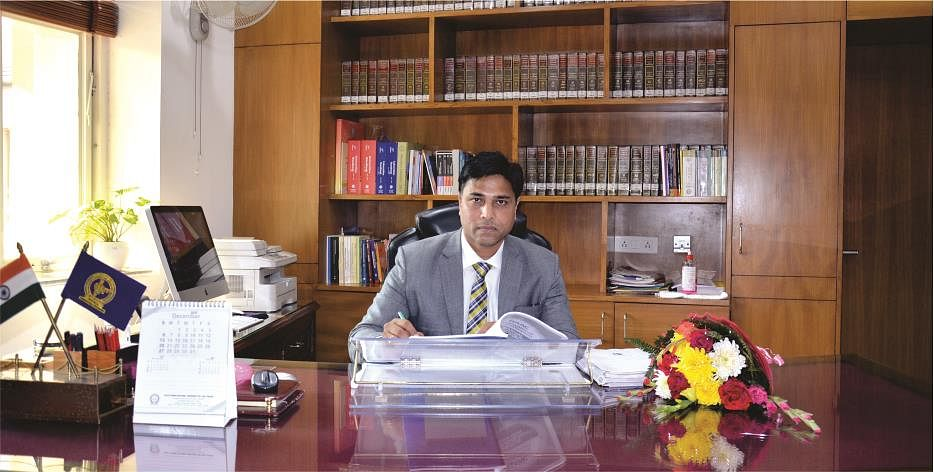 Prof Dr PS Jaswal relinquishes post of RGNUL Vice-Chancellor; Prof Dr Anand Pawar appointed interim VC