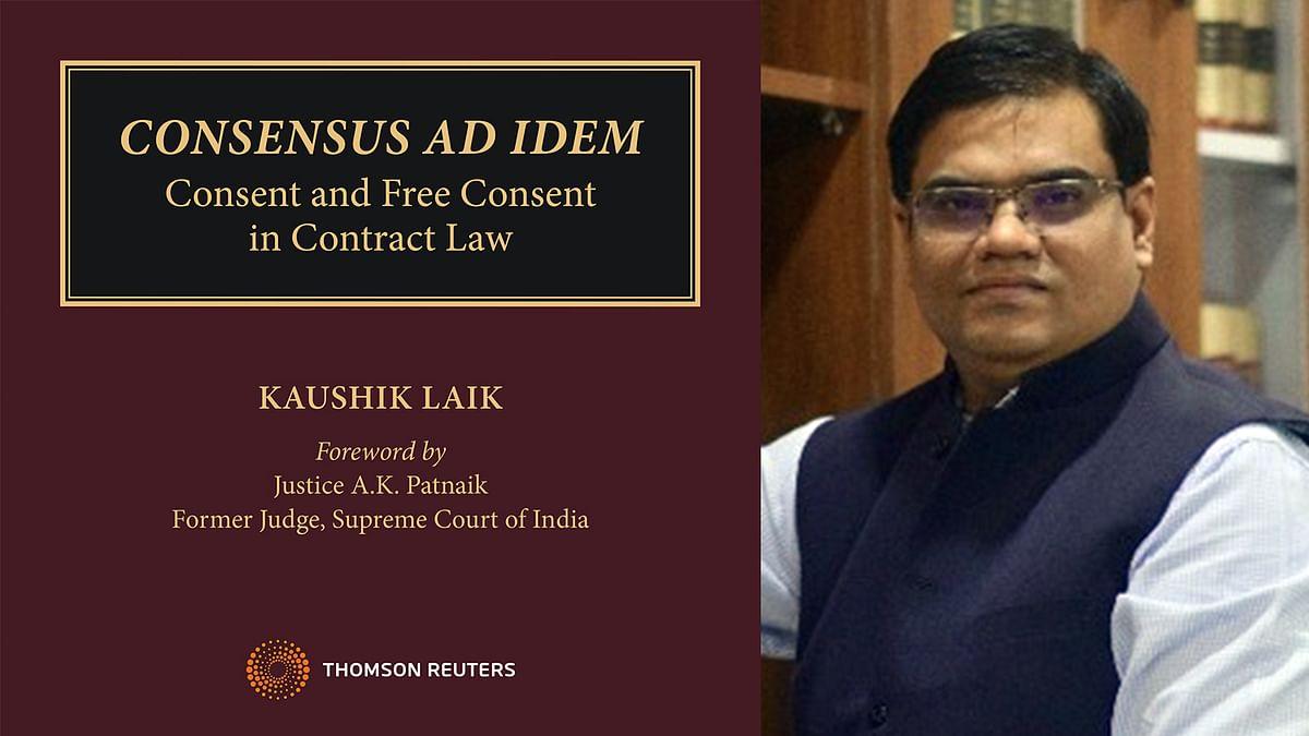 "Book Release: ""Consensus Ad Idem"" by Kaushik Laik"