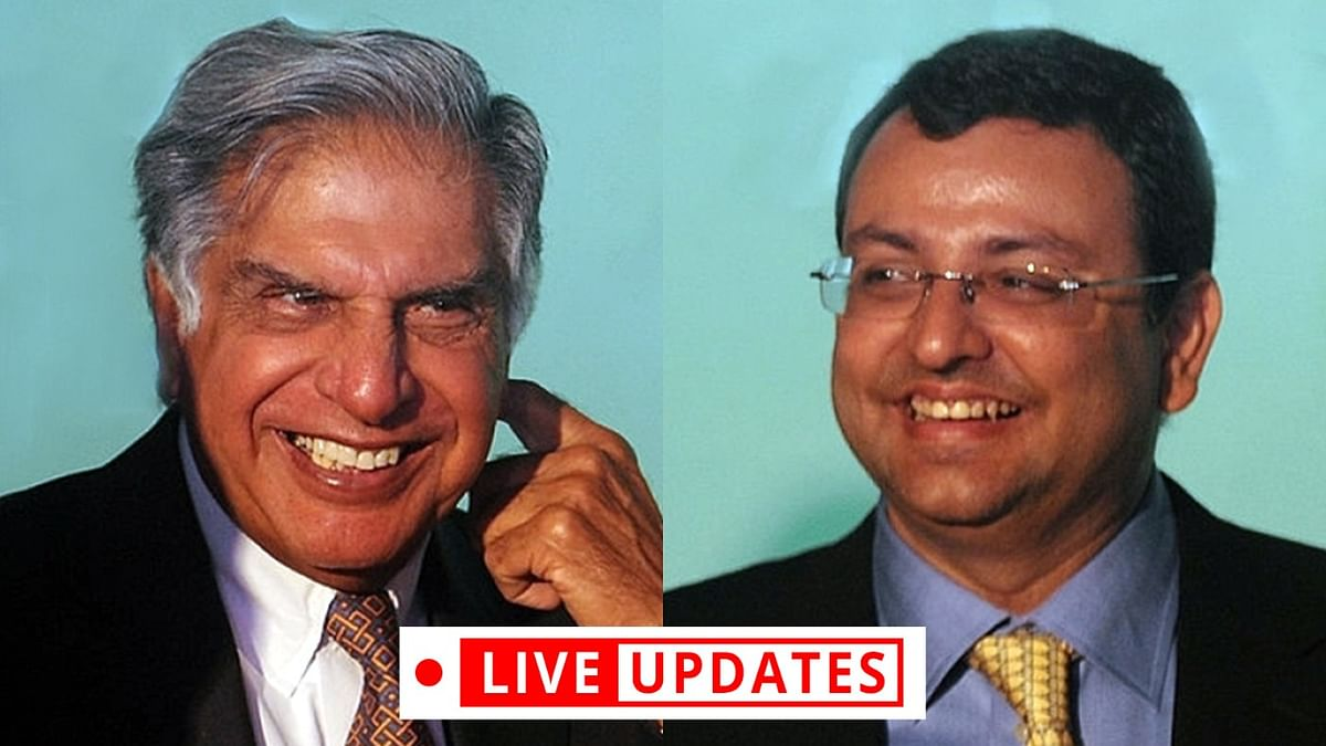 [TATA v. Mistry] On what basis are they saying there is justification for winding up Tata Sons?: Harish Salve - LIVE UPDATES from Supreme court