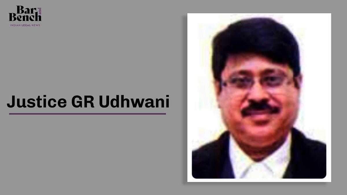 Gujarat High Court judge, Justice GR Udhwani succumbs to COVID-19