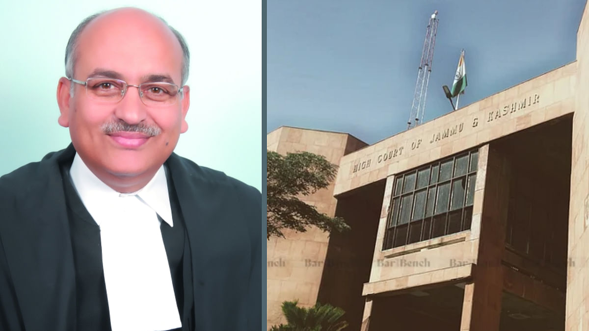 Justice Pankaj Mithal appointed Chief Justice of High Court of Jammu & Kashmir and Ladakh
