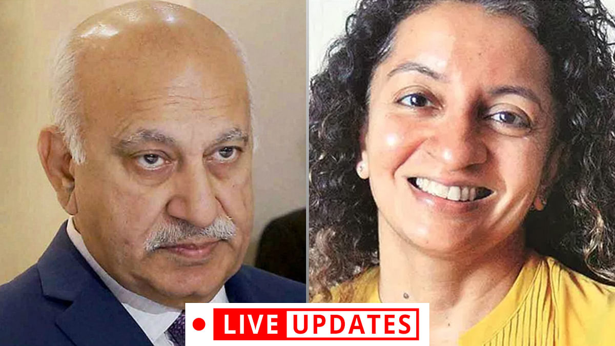 Priya Ramani first to make defamatory allegations, She targetted MJ Akbar: Senior Advocate Geeta Luthra argues before Delhi Court [LIVE UPDATES]