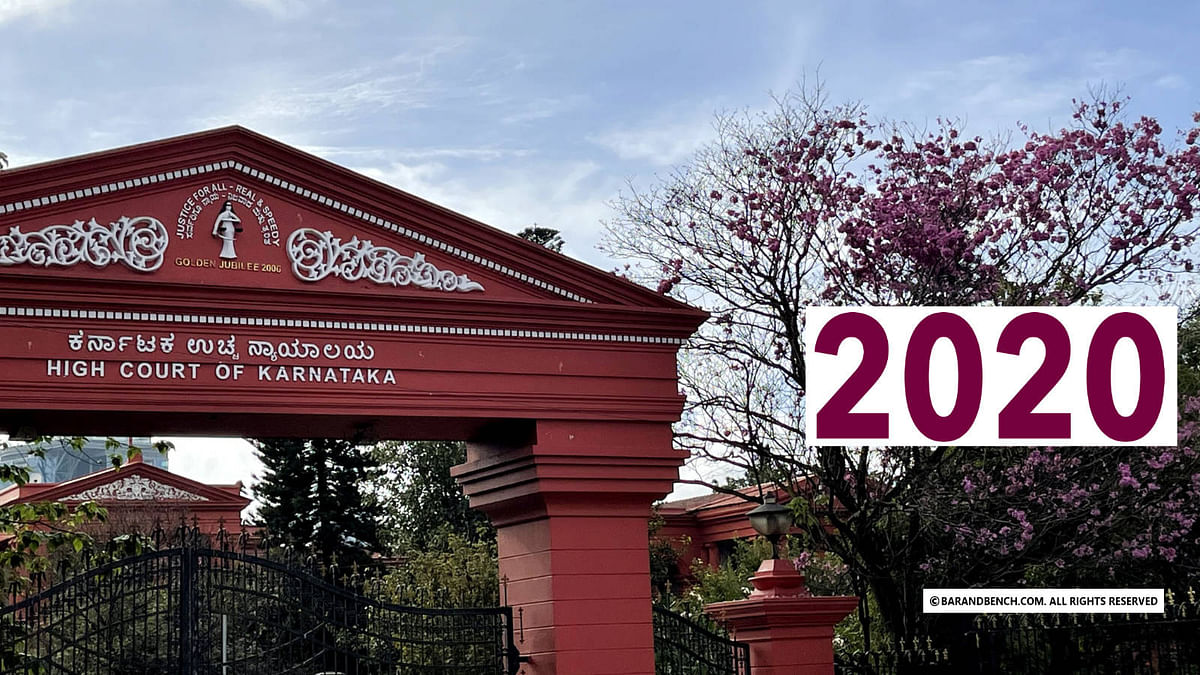 CAA protests, NLSIU domicile reservation and more: The Karnataka High Court in 2020