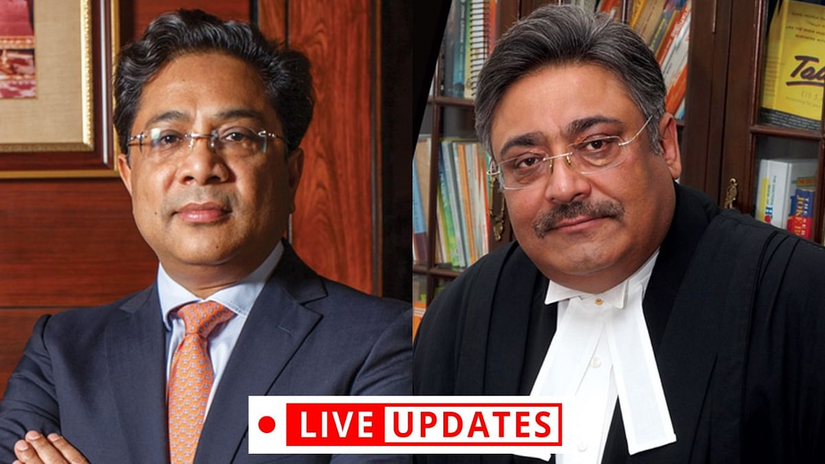 Rajiv Luthra's appeal against stay on Mohit Saraf's termination from L&L: LIVE UPDATES from Delhi High Court