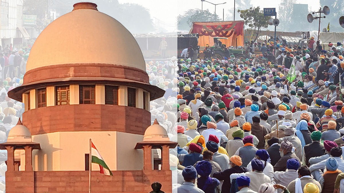 [Farmers Protests] No improvement on ground: Supreme Court