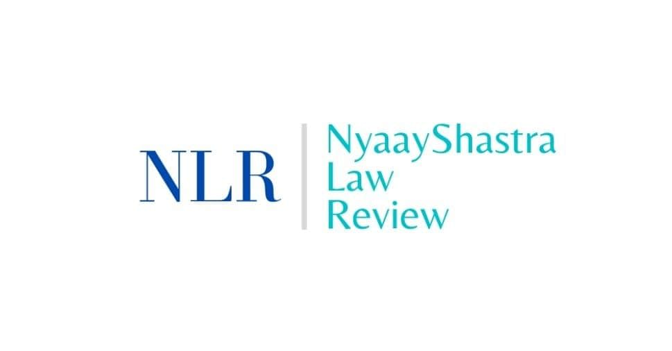 Call for Papers: NyaayShastra Law Review Vol. I (Submit by Feb 28)