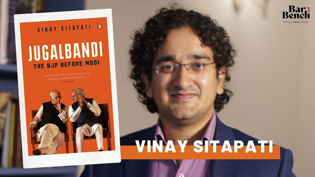 Vajpayee, the arguing counsel and Advani the Solicitor: Vinay Sitapati speaks on the BJP before Modi in his book Jugalbandi