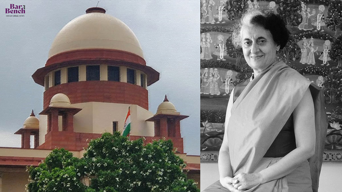 [BREAKING] Supreme Court agrees to examine whether it can go into validity of 1975 proclamation of national emergency, issues notice to Centre