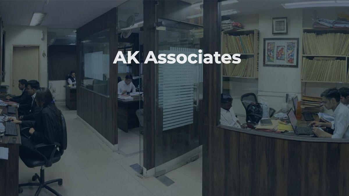 A K Associates hiring Associate in Delhi
