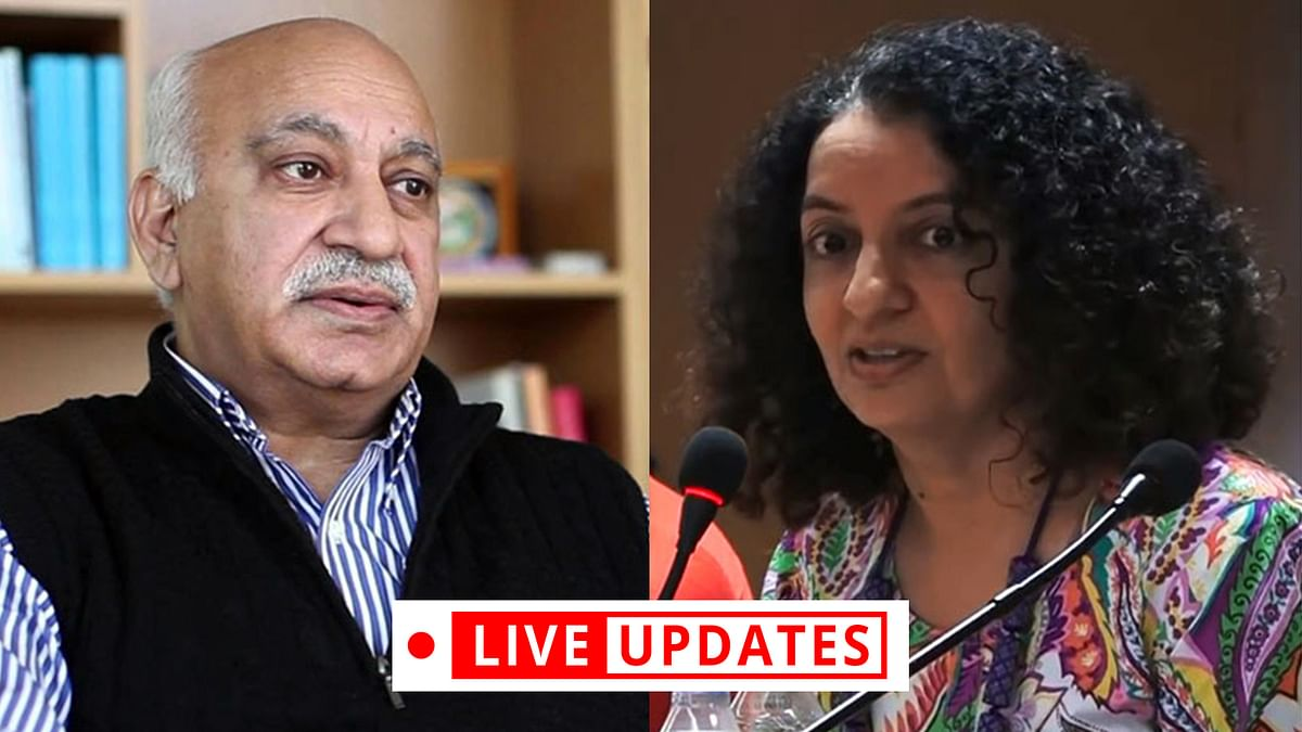 Harm done by person who ignites the first flame: Geeta Luthra for MJ Akbar argues before Delhi Court in defamation case against Priya Ramani