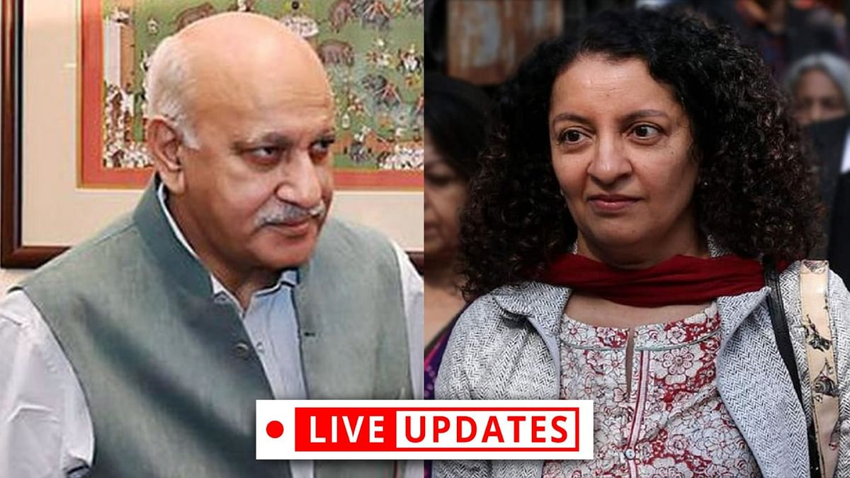 Allegations made against MJ Akbar for the first time after he joined BJP: Geeta Luthra argues against Priya Ramani in Delhi Court [LIVE UPDATES]