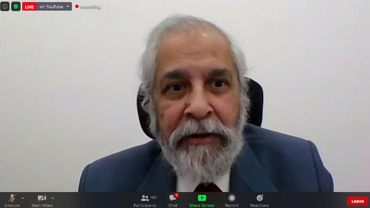 Author of POCSO judgment was a Deputy Director at Judicial Academy: Justice Madan Lokur