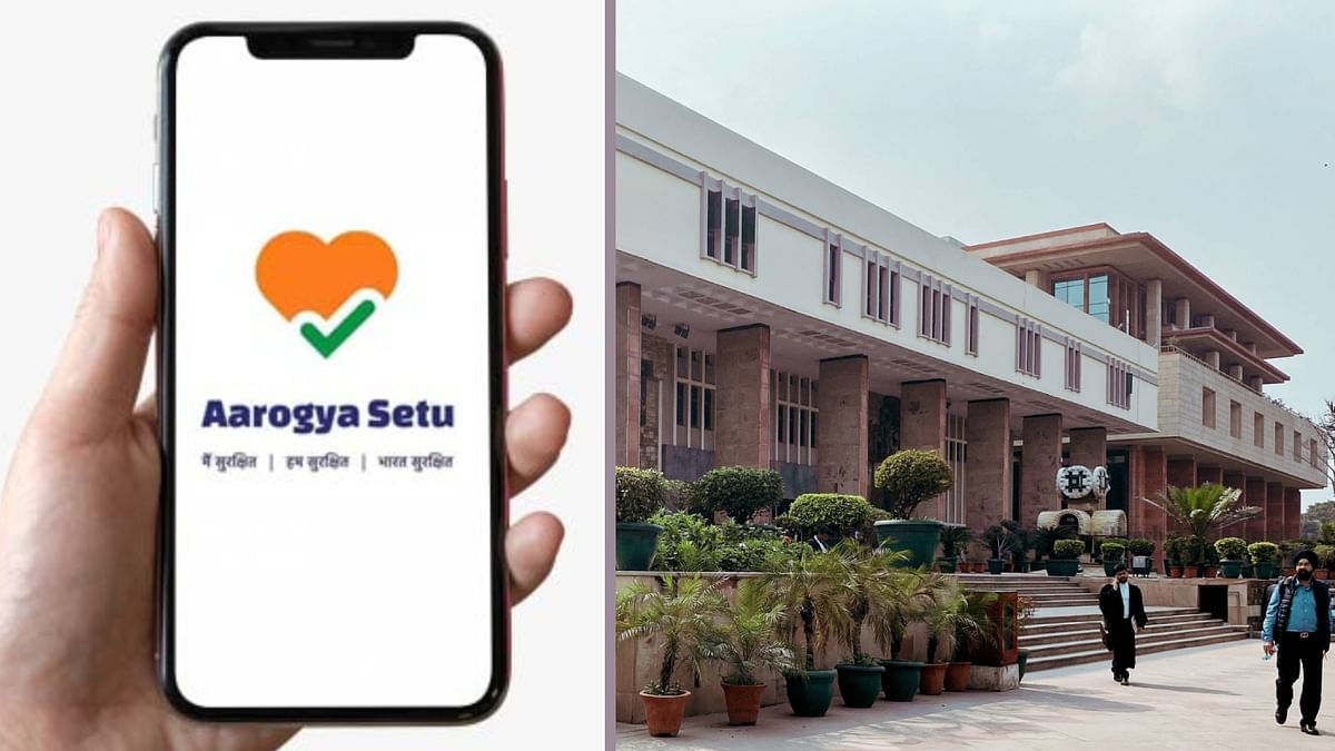 """Issue of considerable public importance:"" Delhi High Court seeks response from Central govt on plea seeking RTI information about Aarogya Setu"