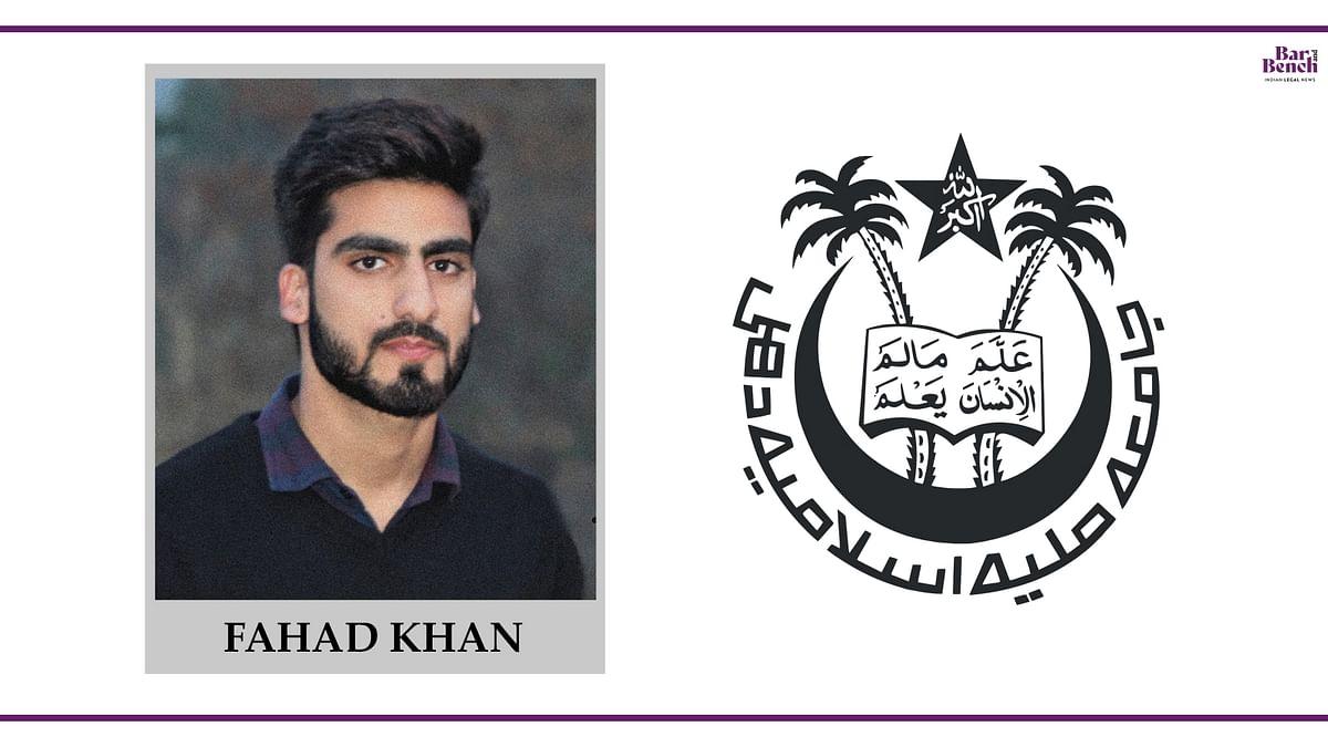 Know Your Campus Ambassador: Fahad Bashir Khan, Jamia Millia Islamia