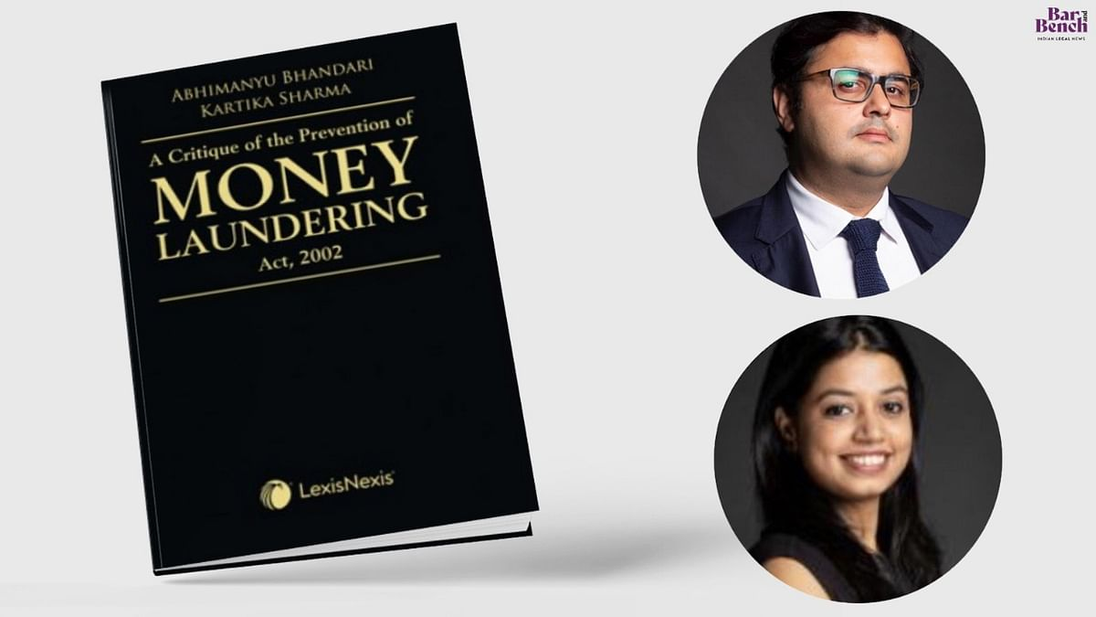 [Book Launch] A Critique of the Prevention of Money Laundering Act, 2002 by Abhimanyu Bhandari and Kartika Sharma