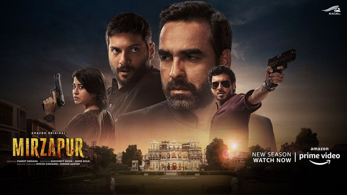 Allahabad High Court grants protection to directors, writers of 'Mirzapur' web series